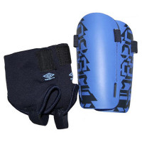 Щитки футбольные Umbro Veloce Guard W/Det Sock 20909U FSQ