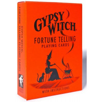 Карты Таро Gypsy Witch Fortune Telling Cards GW10