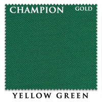 Сукно Champion Gold 195см Yellow Green 60М